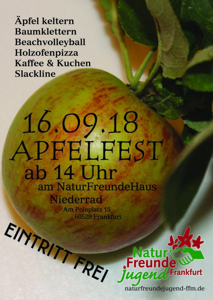 Apfelfest 2018